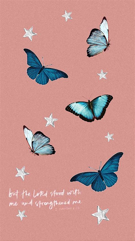 blue aesthetic butterfly wallpapers wallpaper cave
