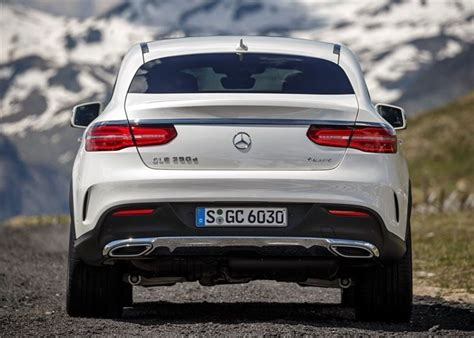 mercedes benz gle coupe  matic  road test road