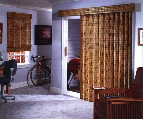 Blinds: bamboo vertical blinds Woven Wood Vertical Blinds