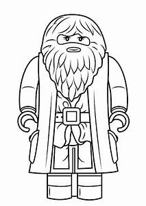 Kids N Funcom 8 Coloring Pages Of Lego Harry Potter