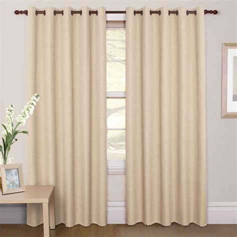 Black And White Striped Curtains Target by Wayfair Basics Solid Blackout Grommet Single Curtain Panel