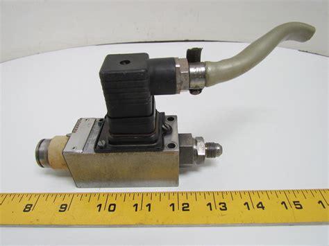 Rexroth Hedoa Hydraulic Pressure Switch