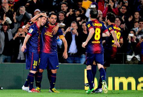 Fc Barcelona V Real Betis Balompie  La Liga Zimbio