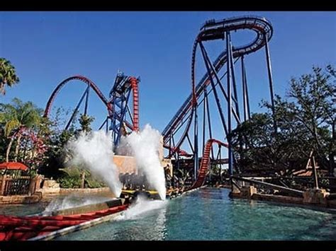 Busch Gardens Tampa Complete Walkthrough And Tour Hd