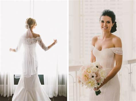 20 Off-the-shoulder Wedding Dresses