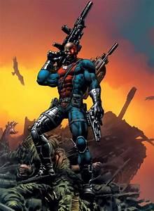 Deathlok - Marvel Comics Database