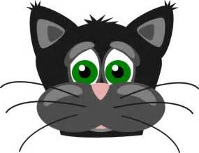 cat clipart peterm sad cat clip at clker vector clip