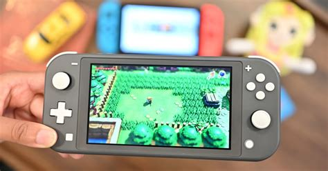 nintendo switch lite review  unapologetic return
