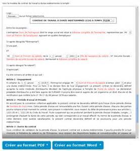 doc exemple lettre fin de periode d essai