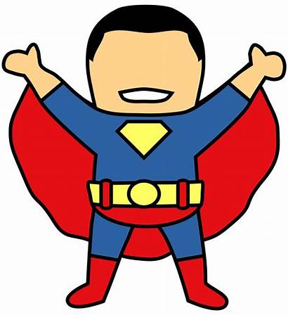 Superman Clipart Svg Clip Creative Commons Helping