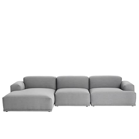 chaise muuto buy the muuto connect modular sofa utility design uk