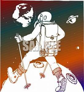 Canadian Astronaut Art - Pics about space