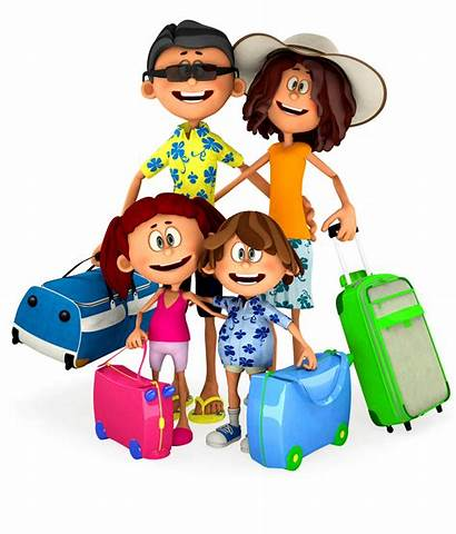 Clipart Traveling Vacation Cliparts Clip Library