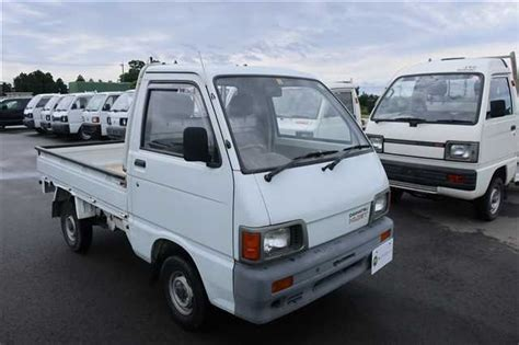 Hijet Mini Truck by 1991 Daihatsu Hijet Truck 2wd Mini Trucks Are Easy To Go