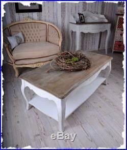 Table Basse Campagne Chic : table basse salon campagne ~ Teatrodelosmanantiales.com Idées de Décoration