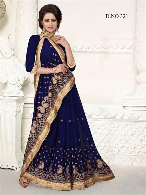 hair style for indian wedding indian wedding wear saree designer blue sari 5557