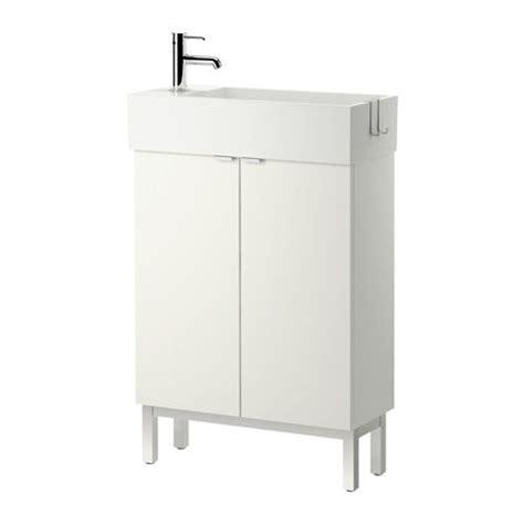 Ikea Lillangen Sink Cabinet by Ikea Lill 197 Ngen Sink Cabinet With 2 Doors White 23 5