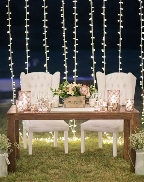 best 10 sweetheart table ideas on table