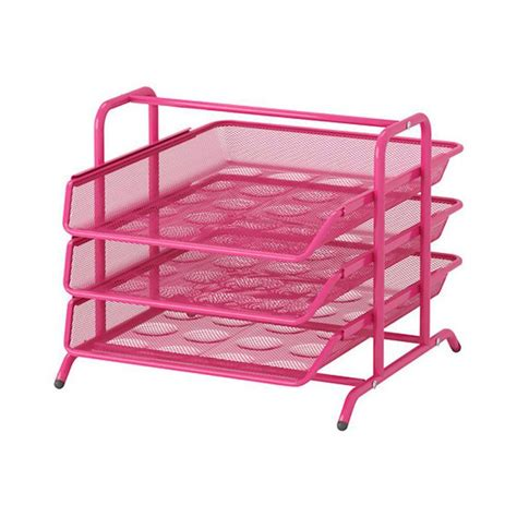 pink desk accessories pink desk organizers and accessories review