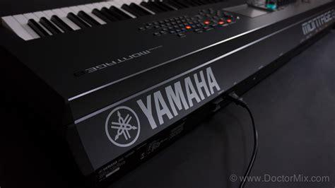 yamaha montage 8 yamaha montage review doctormix