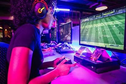 Gameworks Esports Kaplan Philip Lounge Gambling Ceo