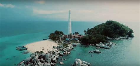 odt granit geotrek belitung promo paket  pulau