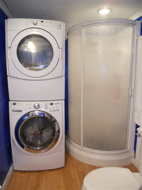 furniture awesome stackable washer  dryer  smart