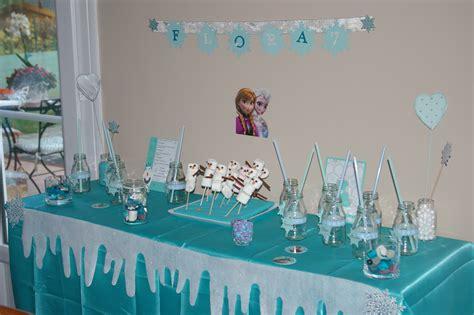 anniversaire reine des neiges moineauscrap