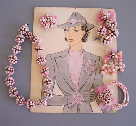 researching miriam haskell vintage costume jewelry