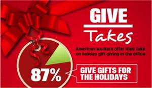 Infographic Holiday Gift Giving in the fice