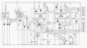 500w Atx Power Supply Schematic Diagram