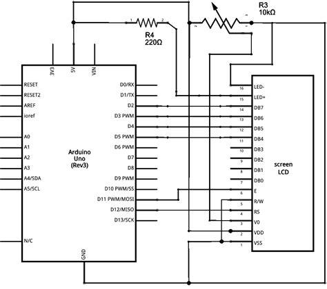 arduino liquidcrystalscroll