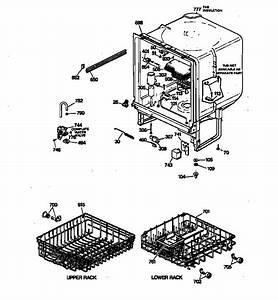 Body Parts Diagram  U0026 Parts List For Model Gsd2030z01ww Ge