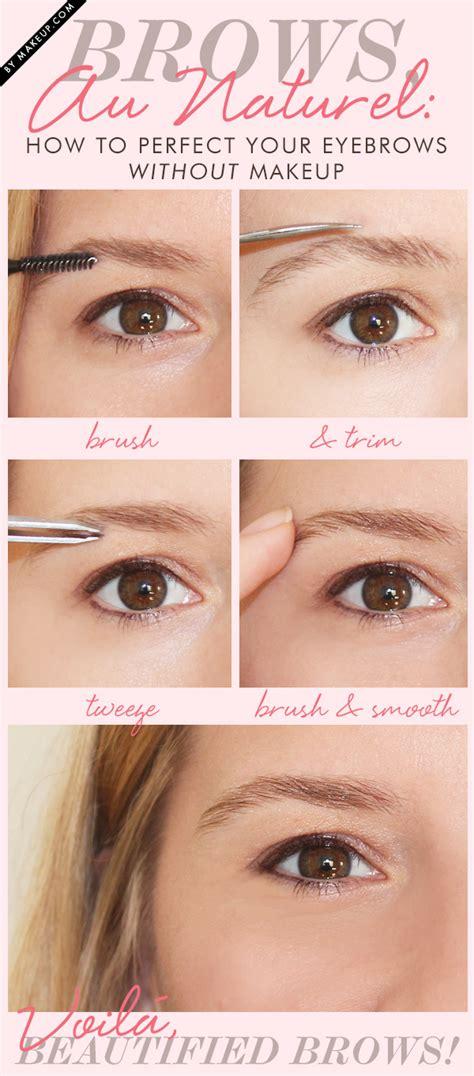 Makeup For Brows  Style Guru Fashion, Glitz, Glamour