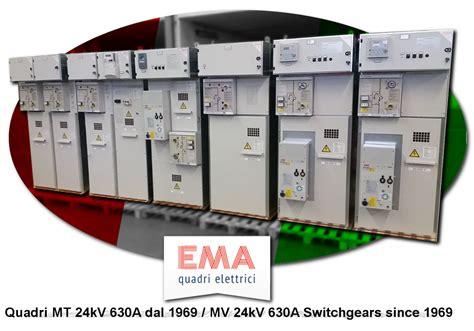 cabine elettriche media tensione elenco cabine elettriche di media tensione ema quadri srl