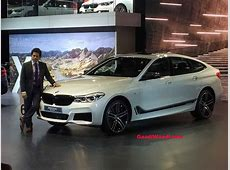 2018 Auto Expo BMW 6Series GT Launched In India At Rs