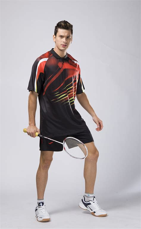 Popular Victor Badminton Shirt-Buy Cheap Victor Badminton Shirt lots from China Victor Badminton ...