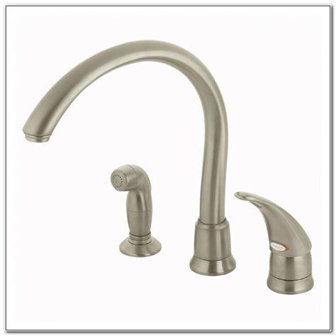 Moen Faucets Kitchen by Moen Monticello Kitchen Faucet 7730