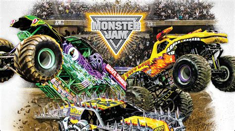 monster truck jam image gallery monster jam 2015