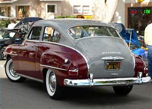 1952 Plymouth Concord - Information And Photos