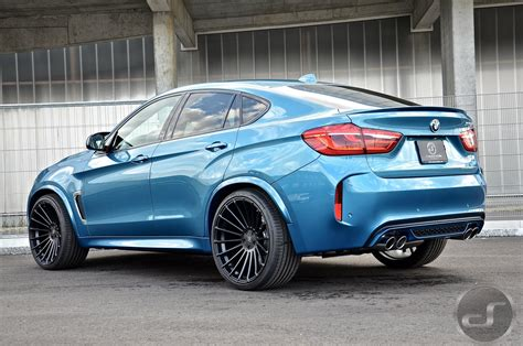 Bmw Vehicles by Bmw X6 M By Hamann Vehicles