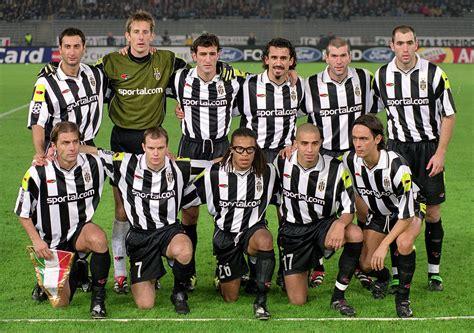 Juventus Football Club 2000-2001 - Wikipedia