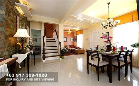 Camella Homes Interior Design by Camella Evia Philippines House Lot For Sale In Daang