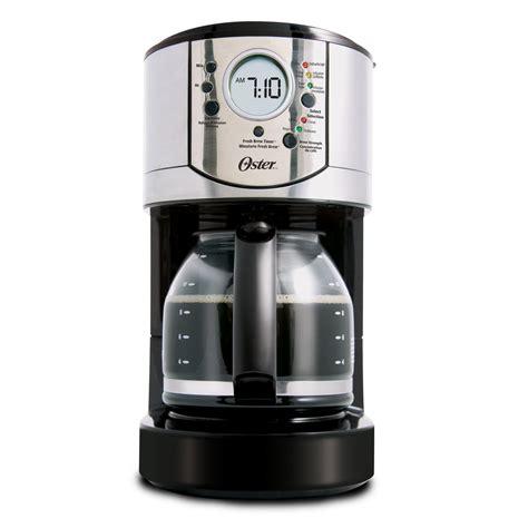 Oster® 12cup Programmable Coffee Maker Bvstcj002933a