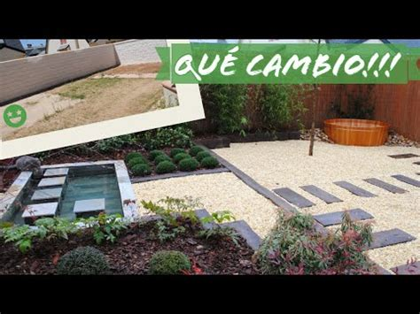 paisajismo como hacer  jardin youtube