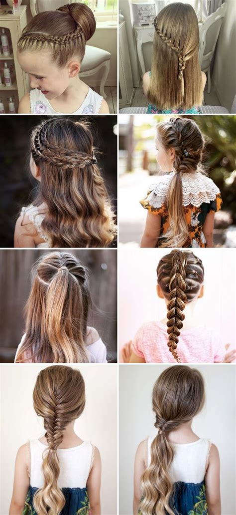 50 Cute Back To School Hairstyles For Little Girls Quick