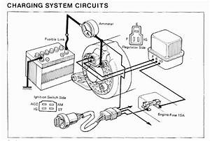 80 Toyota Alternator Wiring Diagram