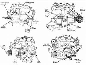 Mazda B2600 Engine