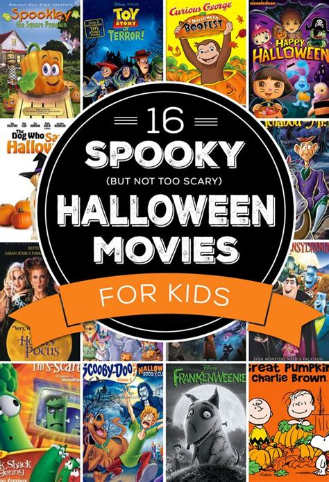 Curious George A Halloween Boo Fest by 16 Spooky But Not Too Scary Halloween For Kids