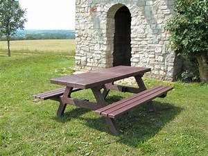 Sonnenschirm Tisch Kombination : bank tisch kombination sola aus kunststoff ~ Markanthonyermac.com Haus und Dekorationen